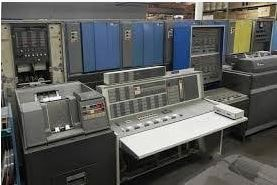 second generation of computer min