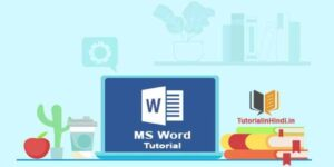 MS Word How to use
