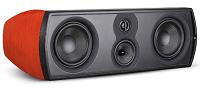 Central channel speaker