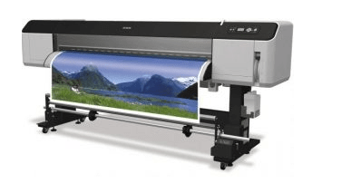 drum plotter - Types of Output device