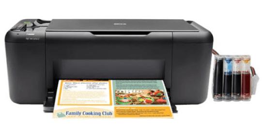 Inkjet Printer - What is printer
