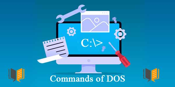 commands of DOS